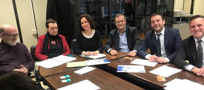 Reunión FENIE-Ministerio de Educación, Cultura y Deporte