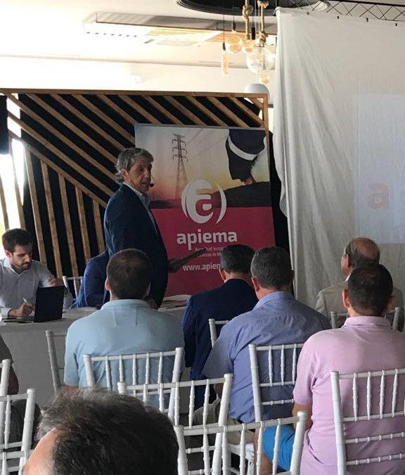 Así fue la I Jornada del Sector Eléctrico organizada por APIEMA