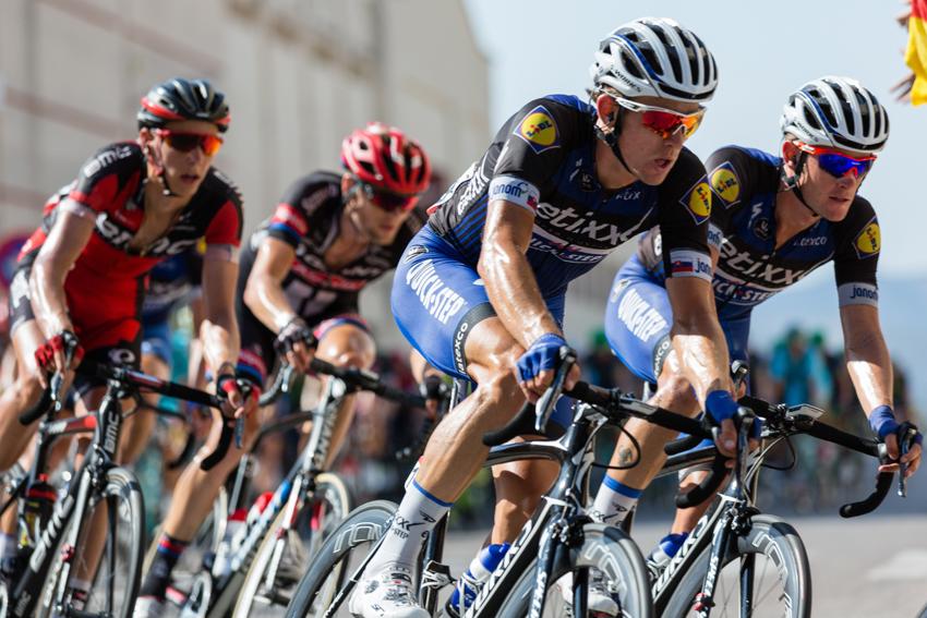 ¡Ven a nuestro evento de La Vuelta!