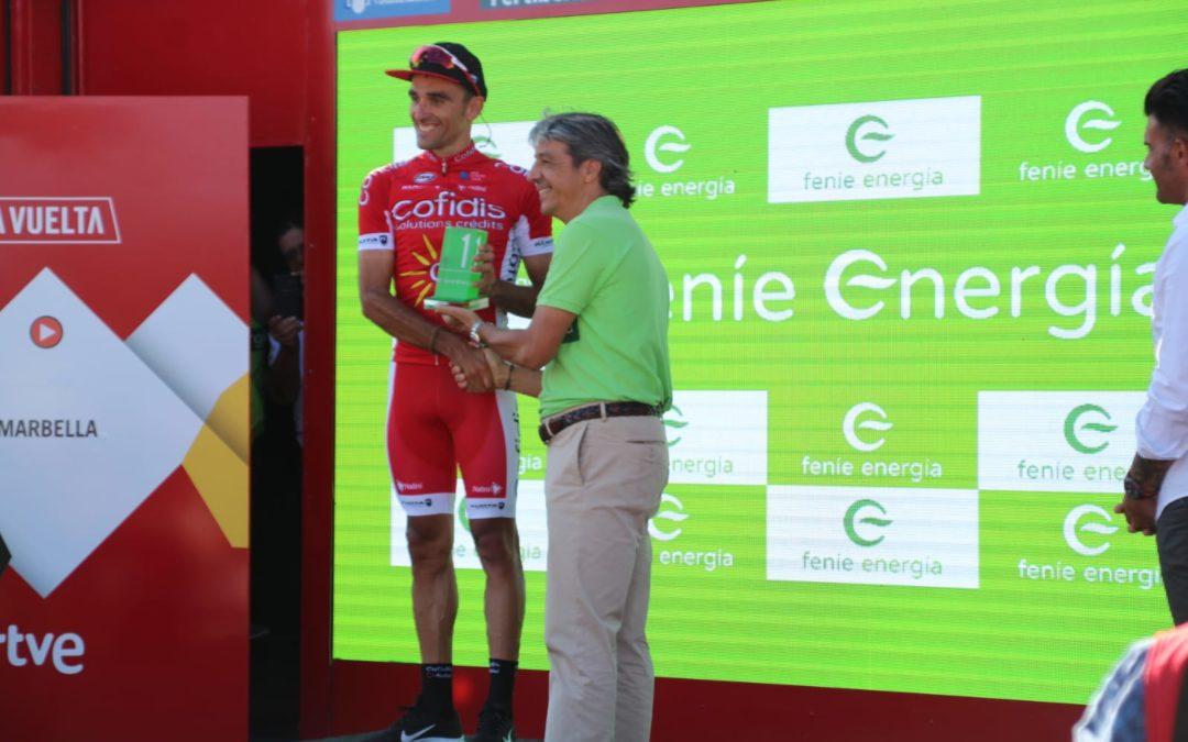 Así pasó La Vuelta por Málaga (de la mano de Feníe Energía y APIEMA)