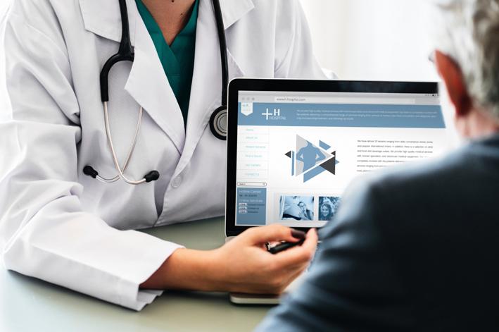 Oferta de seguro de salud para asociados