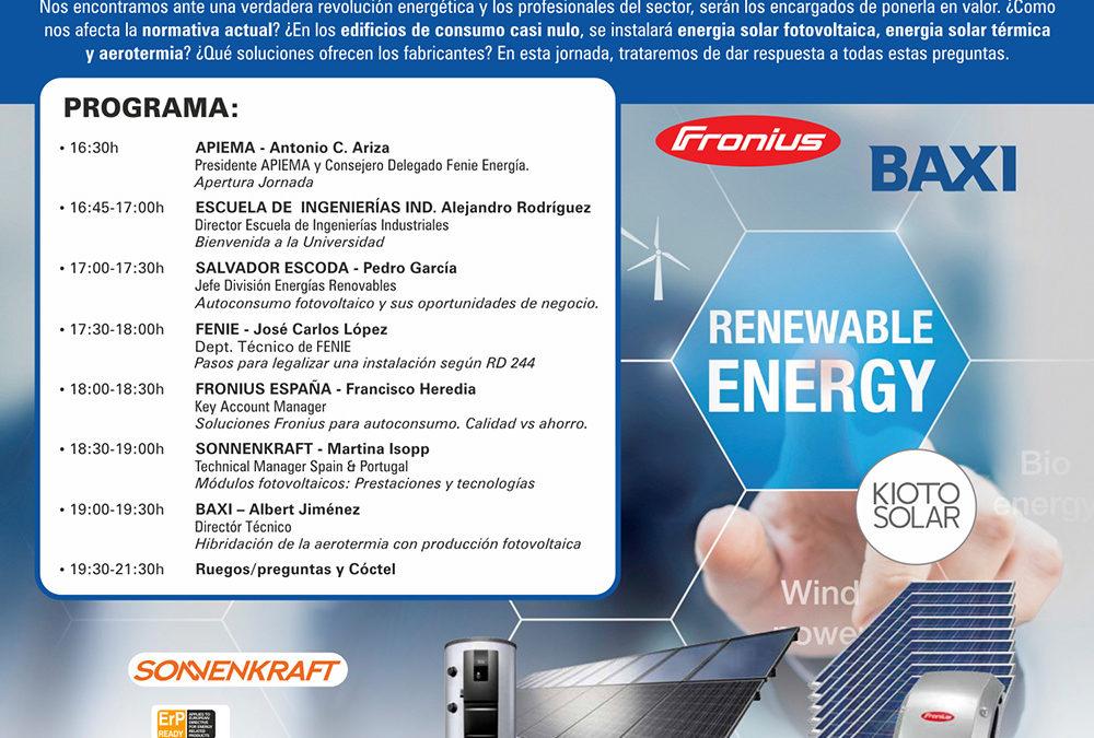 ENERGÍA SOLAR FOTOVOLTAICA PARA AUTOCONSUMO RESIDENCIAL