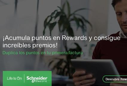 SCHENEIDER ELECTRIC – Programa de fidelización Rewards y Tarifas 2020