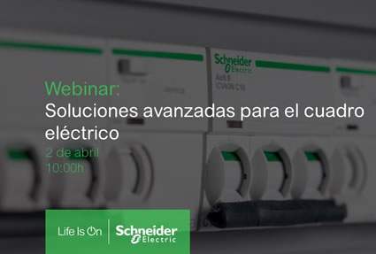 Webinar soluciones avanzadas del cuadro eléctrico