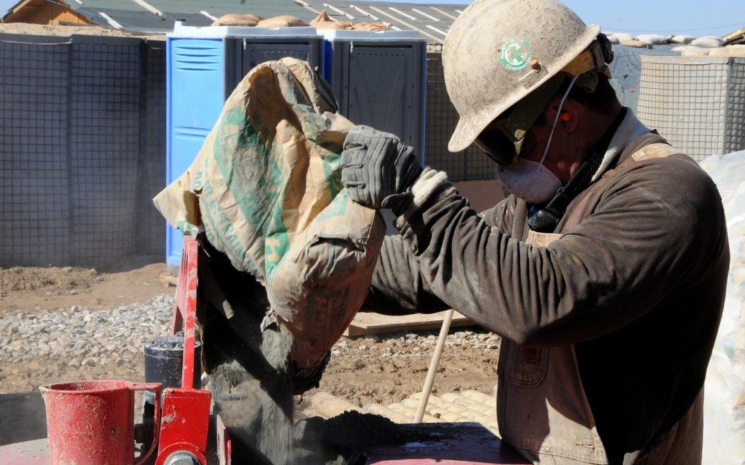 Suspensión de actividades relacionadas con obras en edificios existentes