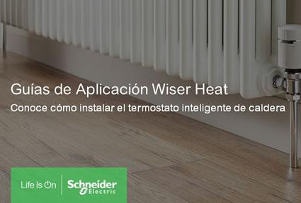 Guías técnicas de aplicación de Wiser