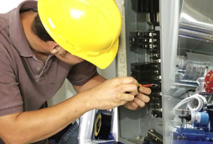 Actividades relacionadas con obras en edificios existentes
