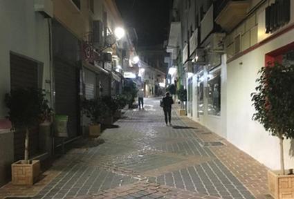 El Ayuntamiento cambia a LED 117 puntos de luz en varias calles dentro del Plan de Eficiencia Energética