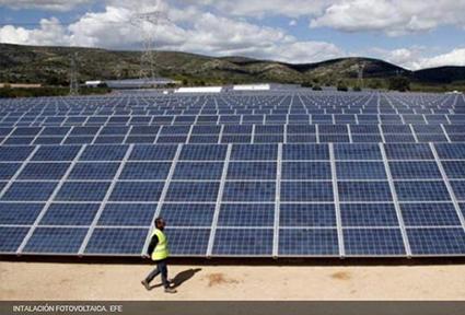 CAMPO DE GIBRALTAR Macroproyecto de energía fotovoltaica para Jimena y Tesorillo