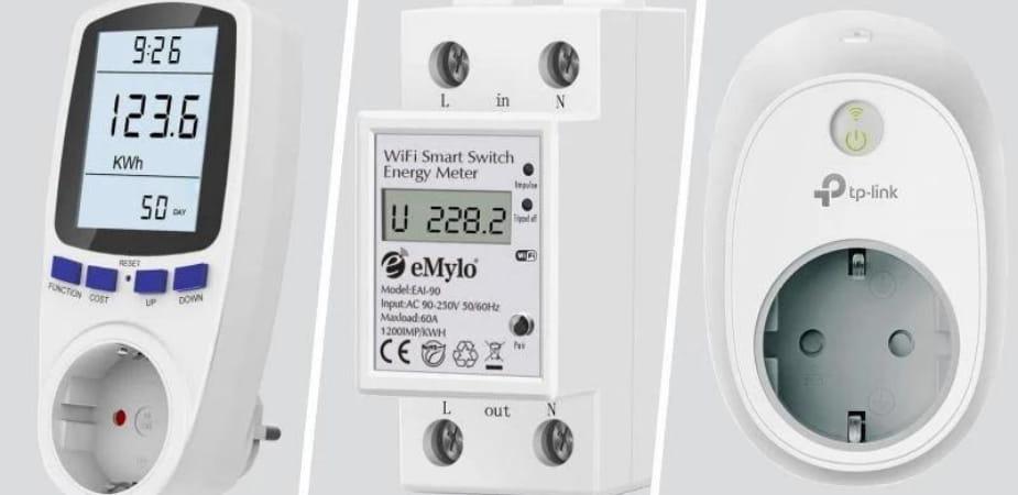 Los mejores medidores de consumo eléctrico para el hogar
