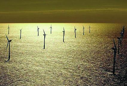 La energía eólica marina sopla con fuerza en el litoral andaluz