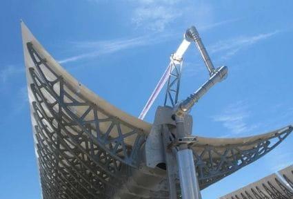 Sener lanza el primer proyecto en España de una planta híbrida de termosolar con almacenamiento y fotovoltaica