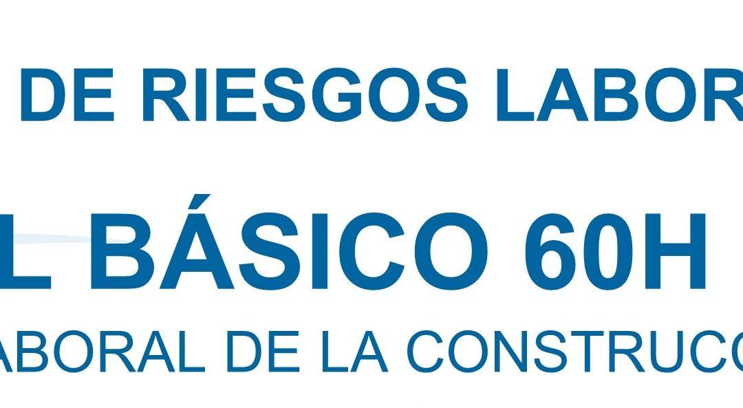 Curso de Prevención de Riesgos Laborales 60H